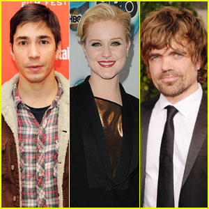 Evan Rachel Wood & Justin Long: 'Case of You' Co-Stars!