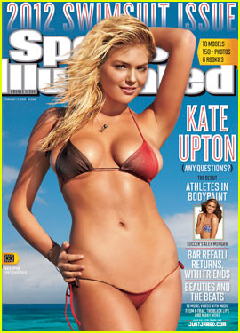 Kate Upton: 'Sports Illustrated' Swimsuit Cover!