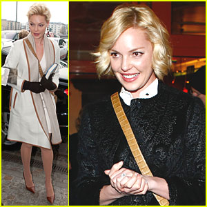 Katherine Heigl: Question Box Video!