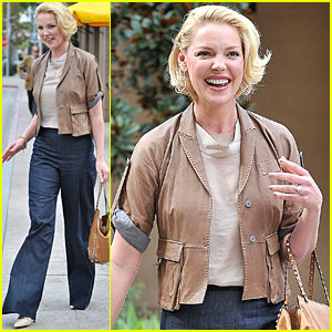 Katherine Heigl: I Miss T.R. Knight!