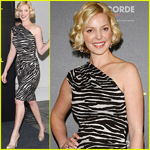 Katherine Heigl: Last Stop on 'One for the Money' Promo Tour!