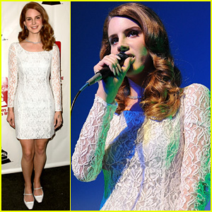 Lana Del Rey: Grammy Awards P&#038;E Wing Event!