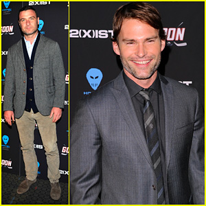 Liev Schreiber & Seann William Scott: 'Goon' New York Premiere!