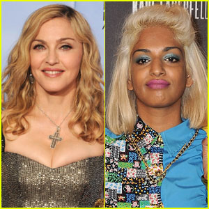 Madonna: M.I.A. Apologized for Middle Finger Stunt