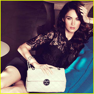 Megan Fox: New Metrocity and Armani Advertisements!