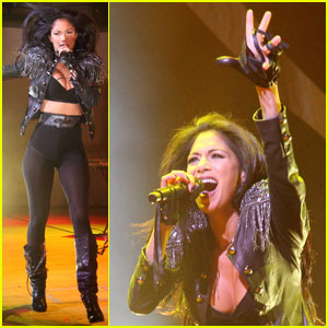 Nicole Scherzinger: Whitney Houston Will Always Be My Hero