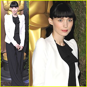 Rooney Mara: Academy Awards Nominations Luncheon