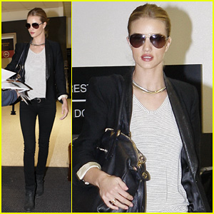 Rosie Huntington-Whiteley: From London To L.A.!