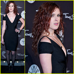 Rumer Willis: Thomas Sabo Party Gal!