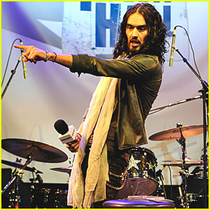 Russell Brand: SiriusXM Town Hall with Ringo Starr!
