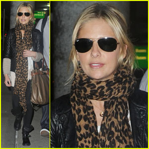 Sarah Michelle Gellar: Back in New York!