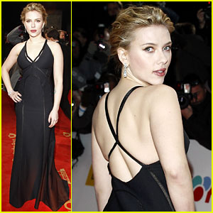 Scarlett Johansson: Golden Camera Awards in Berlin!