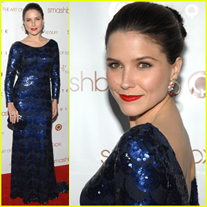 Sophia Bush: 'Pieces Of Heaven' Art Auction!