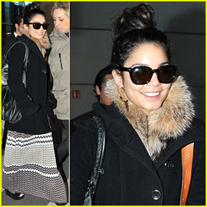 Vanessa Hudgens: I Love Myself & Am Proud of My Body!