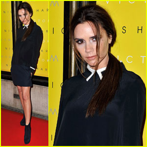 Victoria Beckham: Collection Launch at Harvey