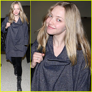 Amanda Seyfried: H&M Red Carpet Look On The Way!