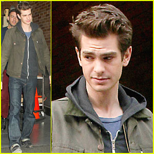 Andrew Garfield Talks 'Death of a Salesman' on 'GMA'