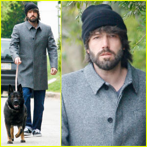 Ben Affleck: My Kids Inspire Me