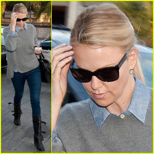 Charlize Theron Speaks Out For Marriage Equality