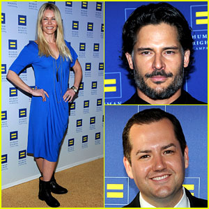 Chelsea Handler: HRC Gala with Joe Manganiello!
