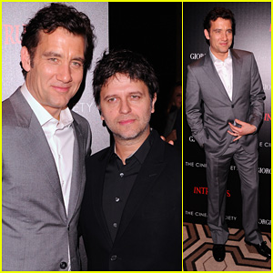 Clive Owen: New York 'Intruders' Screening!