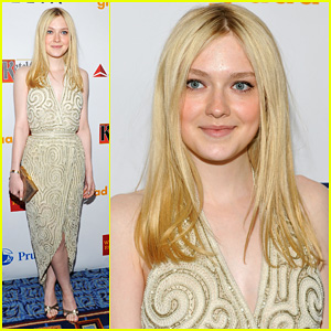 Dakota Fanning: 2012 GLAAD Awards
