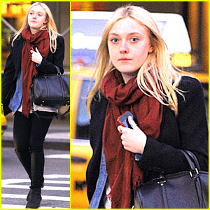 Dakota Fanning Was Never Carrie-d Away!