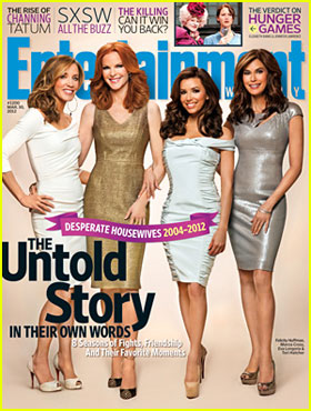 'Desperate Housewives' Cast Cover 'Entertainment Weekly'