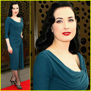 Dita Von Teese: Muse Showcase in Melbourne!