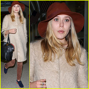 Elizabeth Olsen: This Is A Really Cool Time In My Life!
