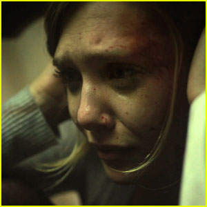 Elizabeth Olsen in 'Silent House' - Exclusive Stills!