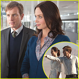 Emily Blunt & Ewan McGregor: Exclusive 'Salmon' Stills!