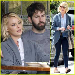 Katherine Heigl & Josh Kelley: Lunch Date