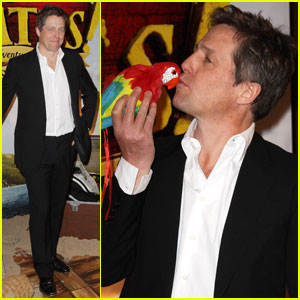 Hugh Grant: 'I Like My Daughter Very Much'