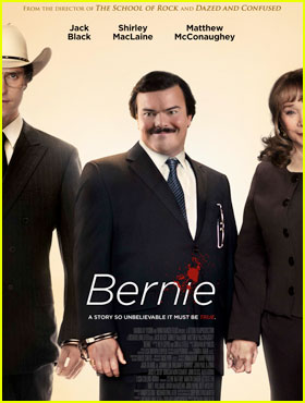 Jack Black &#038; Matthew McConaughey: 'Bernie' Trailer &#038; Poster!
