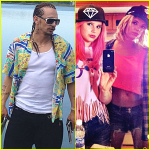 James Franco: Gangster in 'Spring Breakers'!