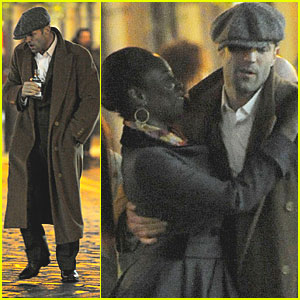Jason Statham: 'Hummingbird' Set in London!
