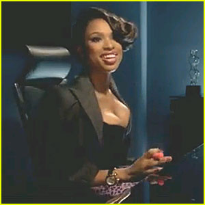 Jennifer Hudson: 'Think Like A Man' Video with Ne-Yo!