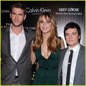 Jennifer Lawrence: 'Hunger Games' NYC Screening!