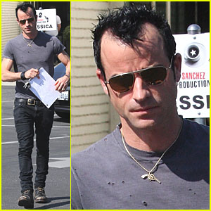 Justin Theroux Joining Will Ferrell Football Comedy?
