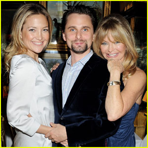 Kate Hudson & Matt Bellamy: Hawn Foundation UK Launch!
