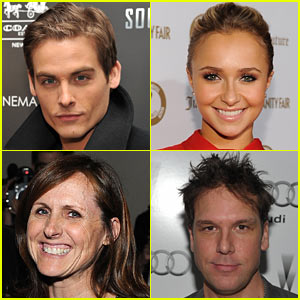 Kevin Zegers & Hayden Panettiere: New Acting Projects!