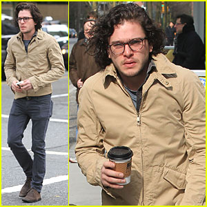 Kit Harington: Breakfast in Vancouver!