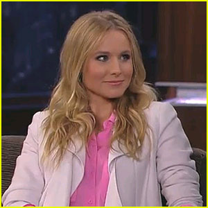 Kristen Bell Talks 'Hunger Games' Love