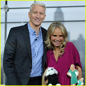 Kristin Chenoweth Talks 'Dance Moms' with Anderson Cooper