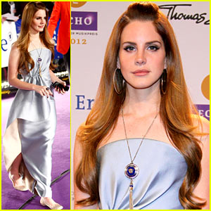 Lana Del Rey: Echo Awards Arrival!