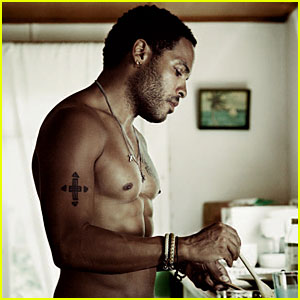 Lenny Kravitz Talks Acting & 'Hunger Games'