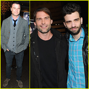 Liev Schreiber &#038; Seann William Scott: 'Goon' Screening!