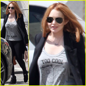 Lindsay Lohan: Hit-and-Run Report Is a 'Complete Lie'