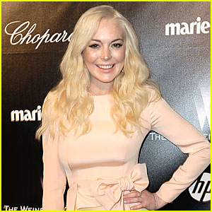 Lindsay Lohan: 'Glee' Appearance Confirmed!